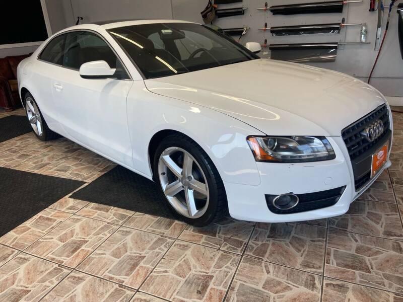 2010 Audi A5 for sale at TOP SHELF AUTOMOTIVE in Newark NJ