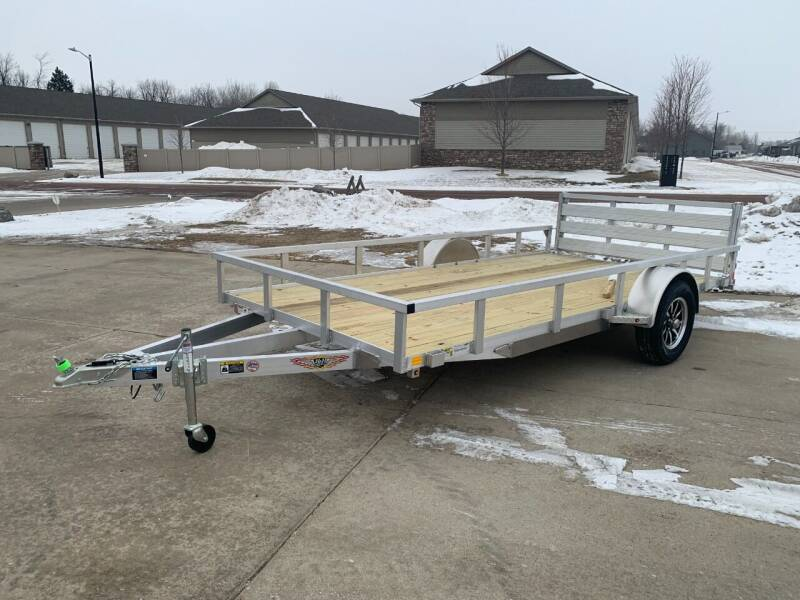 2021 H&H RSA 82x14 #8774 for sale at Prairie Wind Trailers, LLC in Harrisburg SD