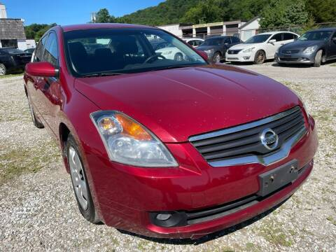 2008 Nissan Altima for sale at Ron Motor Inc. in Wantage NJ