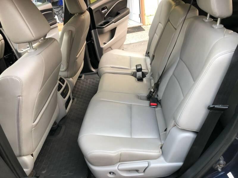 2016 Honda Pilot AWD EX-L 4dr SUV - El Cerrito CA