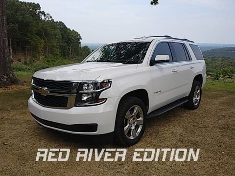 2017 Chevrolet Tahoe for sale at RED RIVER DODGE - Red River of Malvern in Malvern AR