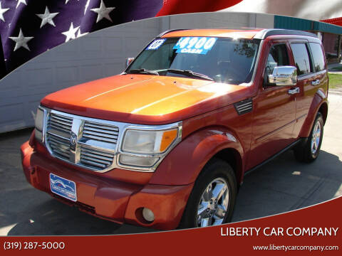 2007 Dodge Nitro for sale at Liberty Car Company - II in Waterloo IA