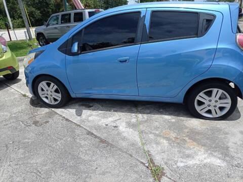 2014 Chevrolet Spark for sale at Auto America in Ormond Beach FL