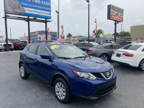 2019 Nissan Rogue Sport for sale at MACHADO AUTO SALES in Miami FL