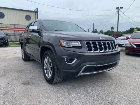 2014 Jeep Grand Cherokee for sale at Marvin Motors in Kissimmee FL