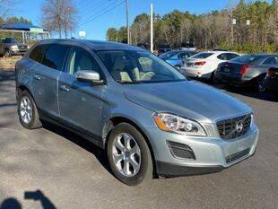 2012 Volvo XC60 for sale at AMG Automotive Group in Cumming GA