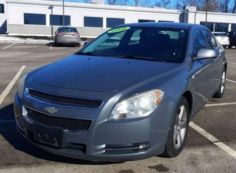 2008 Chevrolet Malibu for sale at J & J Used Auto in Jackson MI