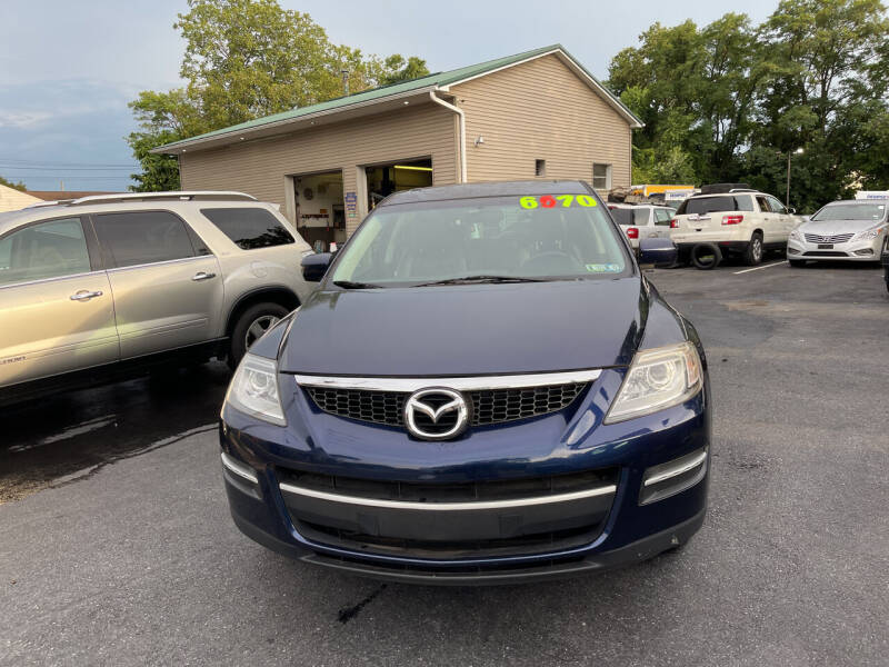 2007 Mazda CX-9 for sale at Roy's Auto Sales in Harrisburg PA