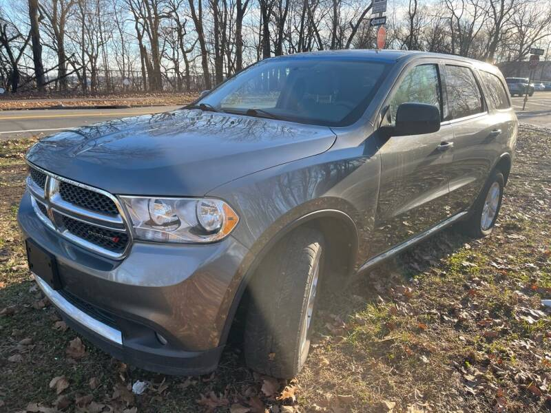 2012 Dodge Durango for sale at Kapos Auto, Inc. in Ridgewood, Queens NY