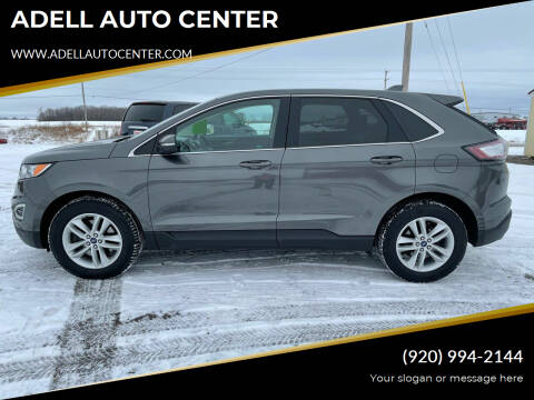 2017 Ford Edge for sale at ADELL AUTO CENTER in Waldo WI