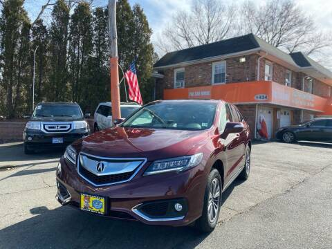 2018 Acura RDX for sale at Bloomingdale Auto Group in Bloomingdale NJ