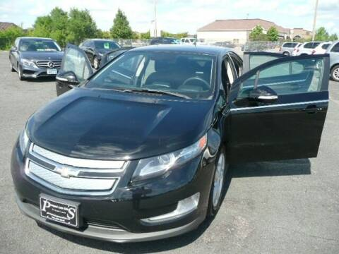 2013 Chevrolet Volt for sale at Prospect Auto Sales in Osseo MN