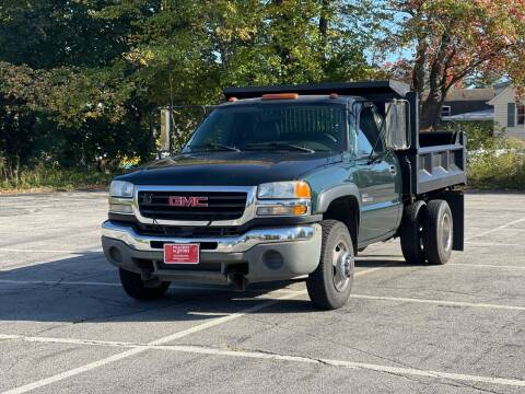 2006 GMC Sierra 3500 for sale at Hillcrest Motors in Derry NH
