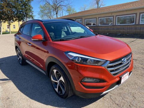 2018 Hyundai Tucson for sale at Truck City Inc in Des Moines IA