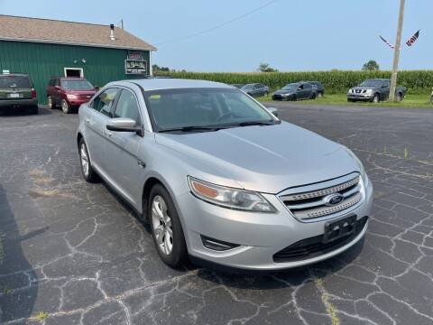 2011 Ford Taurus for sale at Pine Auto Sales in Paw Paw MI