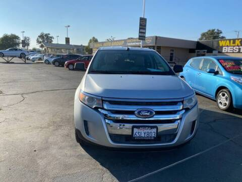 2011 Ford Edge for sale at Global Auto Group in Fontana CA