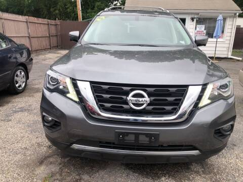 2017 Nissan Pathfinder for sale at SuperBuy Auto Sales Inc in Avenel NJ