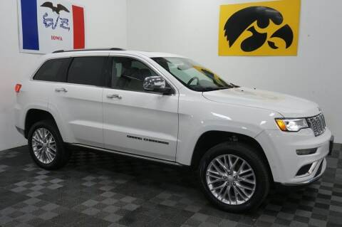 2018 Jeep Grand Cherokee for sale at Carousel Auto Group in Iowa City IA