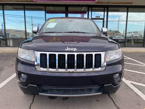 2011 Jeep Grand Cherokee for sale at East Carolina Auto Exchange in Greenville NC