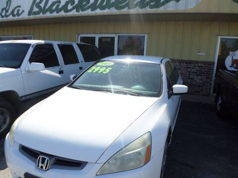 2005 Honda Accord for sale at Credit Cars of NWA in Bentonville AR
