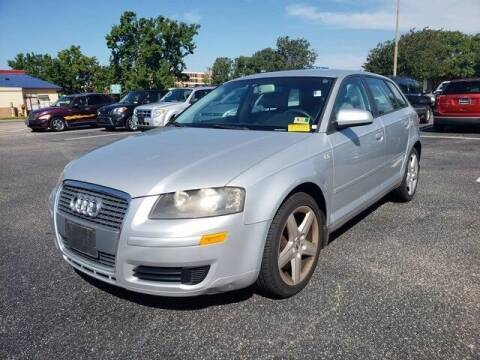 2006 Audi A3 for sale at Moke America of Virginia Beach in Virginia Beach VA