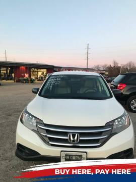 2014 Honda CR-V for sale at CAR CORNER in Van Buren AR
