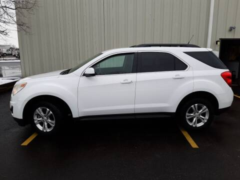 2010 Chevrolet Equinox for sale at C & C Wholesale in Cleveland OH