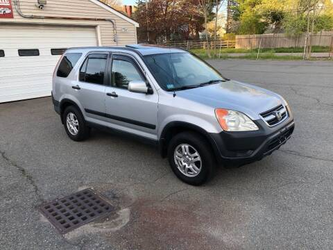 2004 Honda CR-V for sale at HZ Motors LLC in Saugus MA