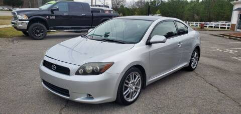 2009 Scion tC for sale at CVC AUTO SALES in Durham NC
