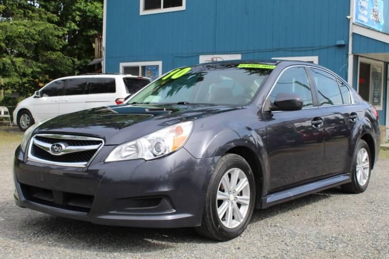 2010 Subaru Legacy for sale in Puyallup, WA