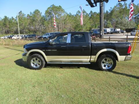 2011 RAM Ram Pickup 1500 for sale at Ward's Motorsports in Pensacola FL
