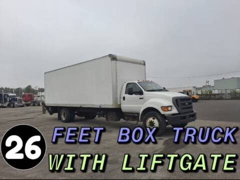 2013 Ford F-750 Super Duty for sale at National Auto Group in Houston TX