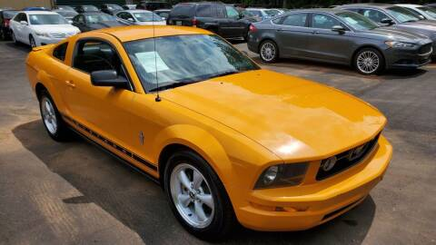 2007 Ford Mustang for sale at GA Auto IMPORTS  LLC in Buford GA