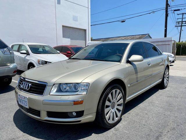 2005 Audi A8 L for sale at Prime Sales in Huntington Beach CA
