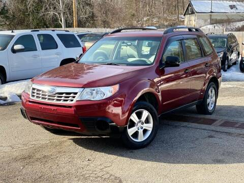 2013 Subaru Forester for sale at AMA Auto Sales LLC in Ringwood NJ