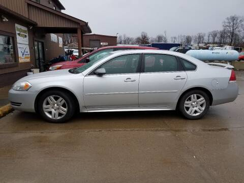 2012 Chevrolet Impala for sale at J.R.'s Truck & Auto Sales, Inc. in Butler PA