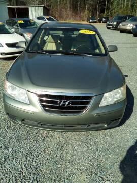 2010 Hyundai Sonata for sale at Locust Auto Imports in Locust NC