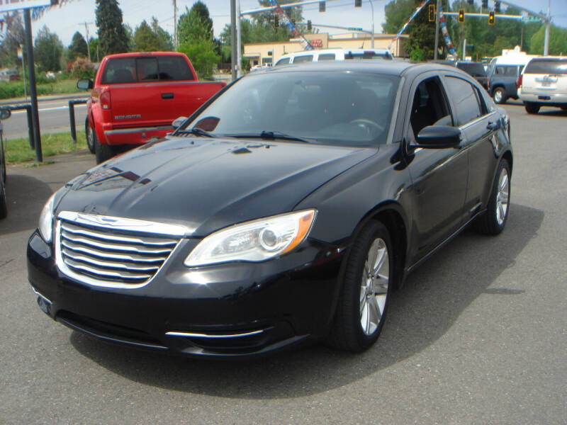 2011 Chrysler 200 for sale at Sound Auto Land LLC in Auburn WA
