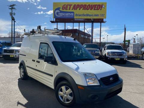 2012 Ford Transit Connect for sale at New Wave Auto Brokers & Sales in Denver CO