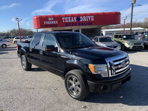 2011 Ford F-150 for sale at Texas Drive LLC in Garland TX