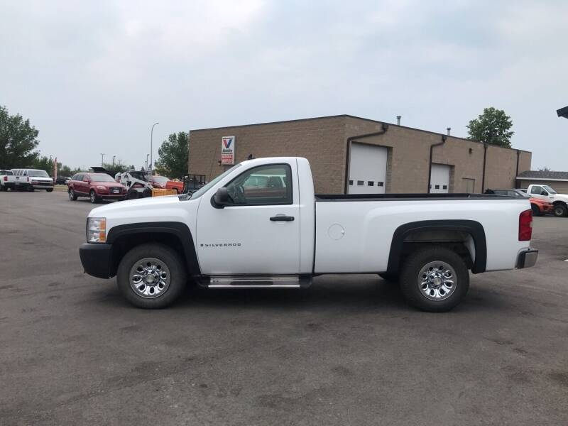2008 Chevrolet Silverado 1500 for sale at Crown Motor Inc in Grand Forks ND