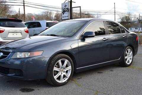 2005 Acura TSX for sale at Victory Auto Sales in Randleman NC
