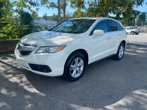 2013 Acura RDX for sale at ANDONI AUTO SALES in Worcester MA