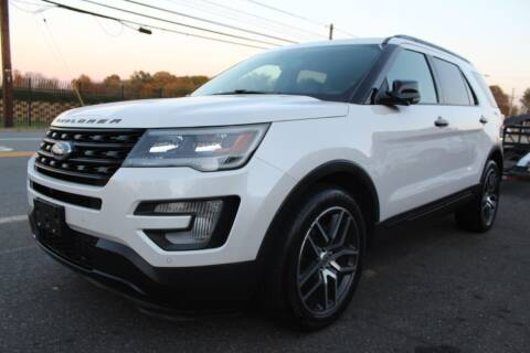 2017 Ford Explorer for sale at Vantage Auto Wholesale in Lodi NJ