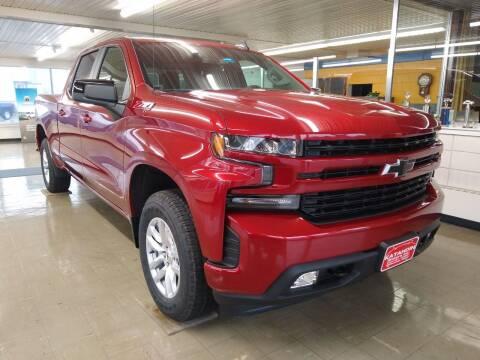 2021 Chevrolet Silverado 1500 for sale at KATAHDIN MOTORS INC /  Chevrolet Sales & Service in Millinocket ME