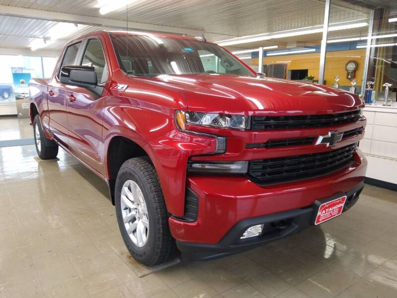 2021 Chevrolet Silverado 1500 for sale in Millinocket, ME