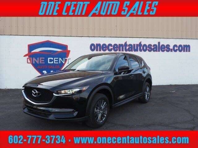 2017 Mazda CX-5 for sale at One Cent Auto Sales in Glendale AZ