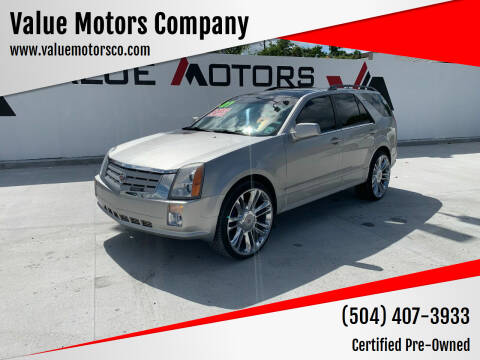 2007 Cadillac SRX for sale at Value Motors Company in Marrero LA