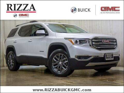 2018 GMC Acadia for sale at Rizza Buick GMC Cadillac in Tinley Park IL