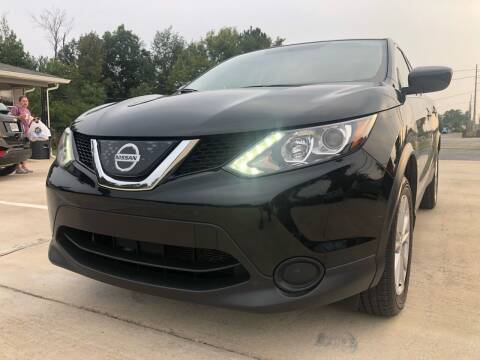 2018 Nissan Rogue Sport for sale at A&C Auto Sales in Moody AL